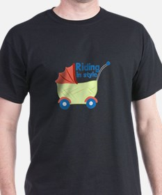 Riding in Style T-Shirt
