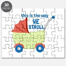 We Stroll Puzzle