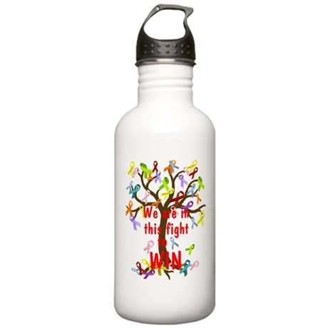 We are in this figh water bottle by cwazywadys for We are water