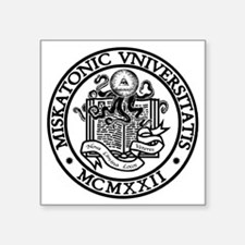 Miskatonic University Sticker