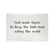 God made liquor to keep the Irish from ruling the