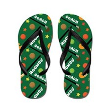 field hockey coach Flip Flops