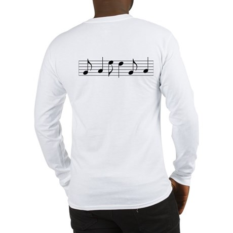 Notes! Long Sleeve T-Shirt