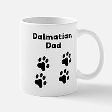 Dalmatian Dad Mugs