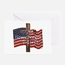 I Will Never Forget 9-11-01 Greeting Cards