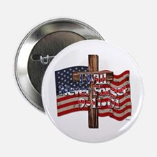 """I Will Never Forget 9-11-01 2.25"""" Button (10"""