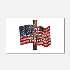 I Will Never Forget 9-11-01 Car Magnet 20 X 12