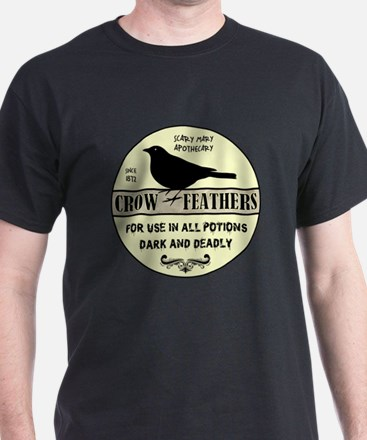 CROW FEATHERS T-Shirt
