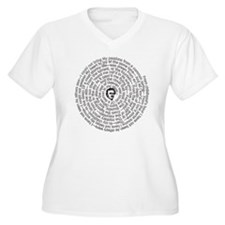 Alone By Poe: Spi T-Shirt