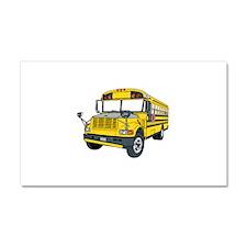 School Bus Car Magnet 20 x 12
