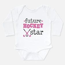Future Field Hockey St Onesie Romper Suit