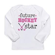Future Field Hockey Sta Long Sleeve Infant T-Shirt