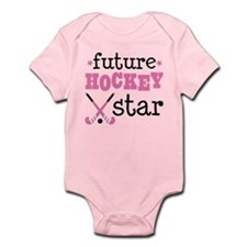 Future Field Hockey Star Infant Bodysuit