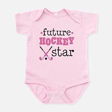 Future Field Hockey Star Onesie