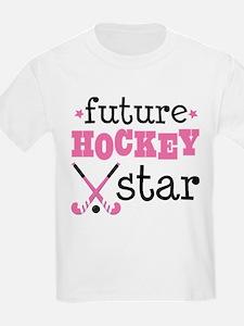 Future Field Hockey Star T-Shirt