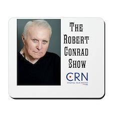 The Robert Conrad Show Mousepad
