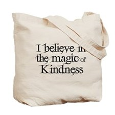KIND MAGIC (on both sides) Tote Bag