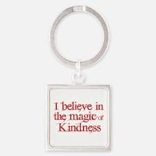 MAGIC OF KINDNESS Square Keychain