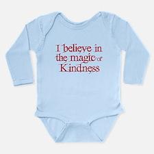 MAGIC OF KINDNESS Long Sleeve Infant Bodysuit