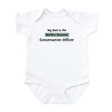 Worlds Greatest Conservation  Infant Bodysuit