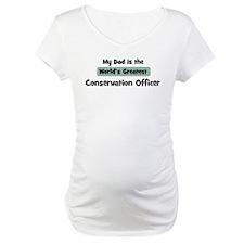 Worlds Greatest Conservation  Shirt