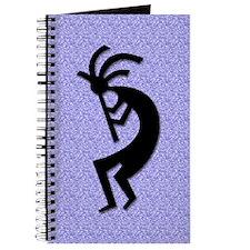 Blue Kokopelli Gift Journal