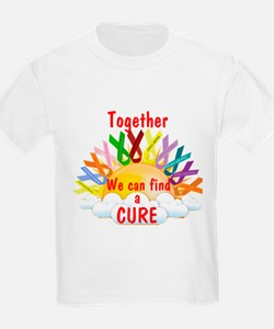 Together we can find a cure T-Shirt