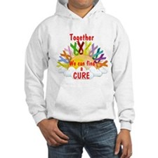 Together we can find a cure Hoodie