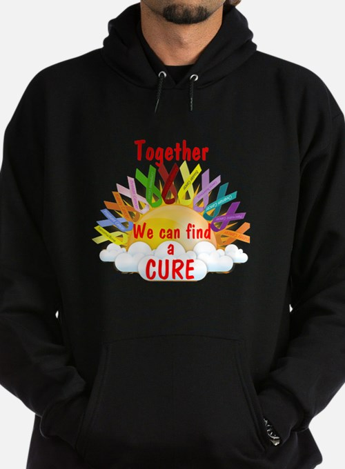 Together we can find a cure Hoody