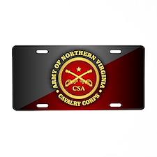 CSC-ANV Aluminum License Plate