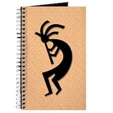Orange Kokopelli Gift Journal