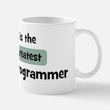 Worlds Greatest Computer Prog Mug