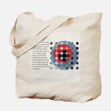 Connecting The Dots Tote Bag