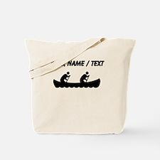 Custom Canoeing Tote Bag