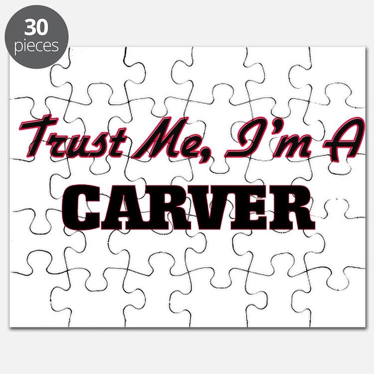 Trust me I'm a Carver Puzzle