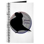 Flight Silhouette Journal