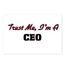 Trust me I'm a Ceo Postcards (Package of 8)