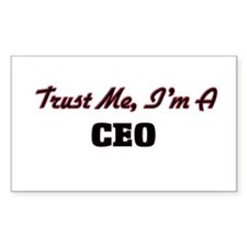 Trust me I'm a Ceo Decal