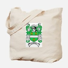 MACKENNA Coat of Arms Tote Bag