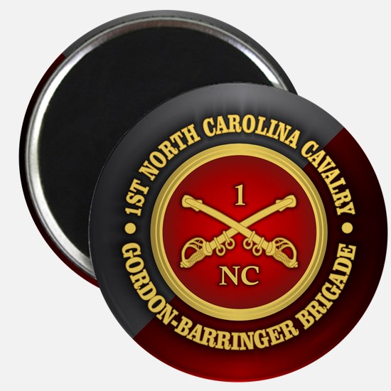 CSC-1st NC Cavalry Magnets