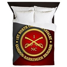 CSC-1st NC Cavalry Queen Duvet