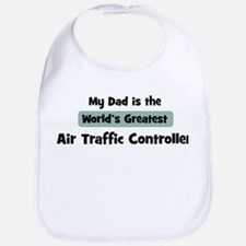 Worlds Greatest Air Traffic C Bib