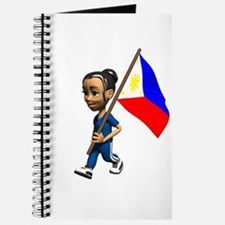 Philippines Girl Journal