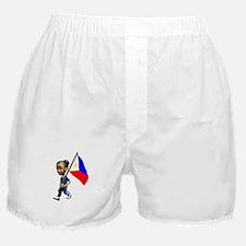 Philippines Girl Boxer Shorts