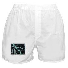 moon lightening Boxer Shorts