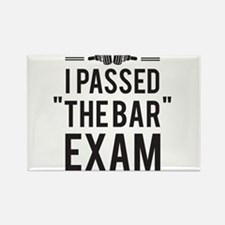"I Passed ""The Bar"" Exam Magnets"