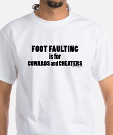 how to stop foot faulting in tennis
