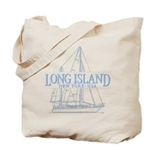 Long Island - Tote Bag