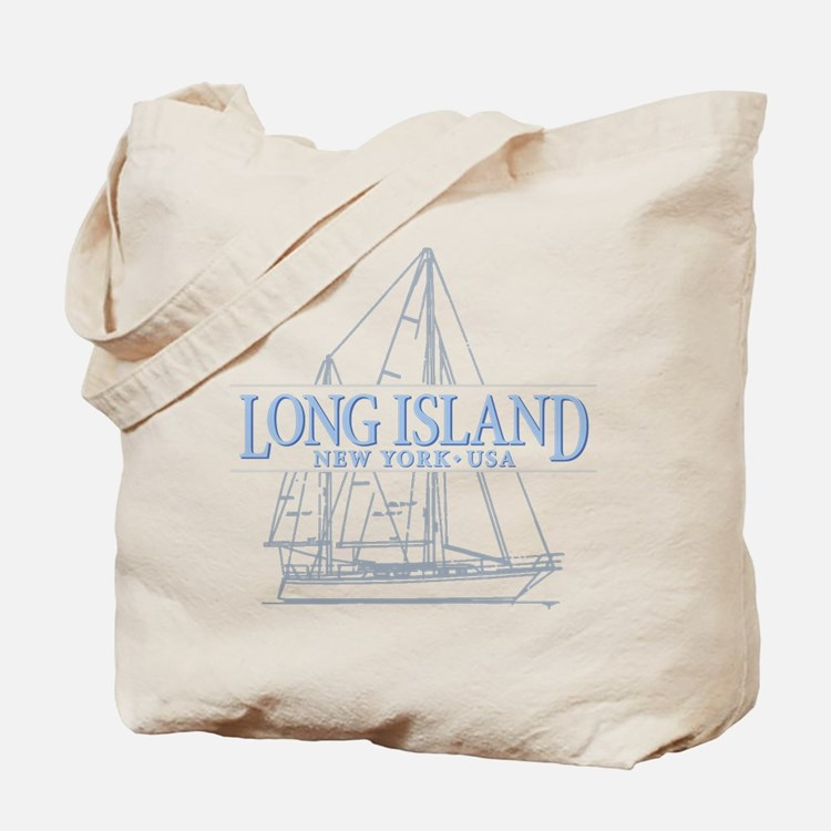 Long Island - Tote Bag