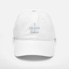 Long Island - Baseball Baseball Cap